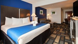 Standard Guest Hotel Room with King Bed at Houston Galleria