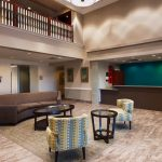 Best Western Galleria Inn & Suites Hotel Lobby near Houston Galleria